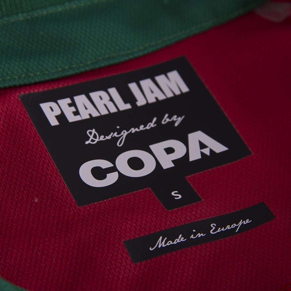 Portugal PEARL JAM x COPA Football Shirt | 4 | COPA