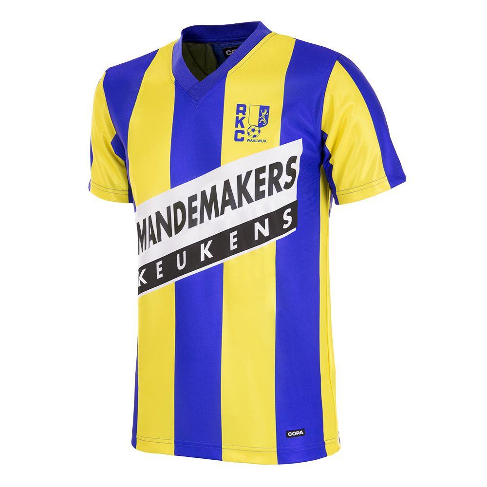RKC Waalwijk 1992 - 93 Retro Football Shirt | 1 | COPA