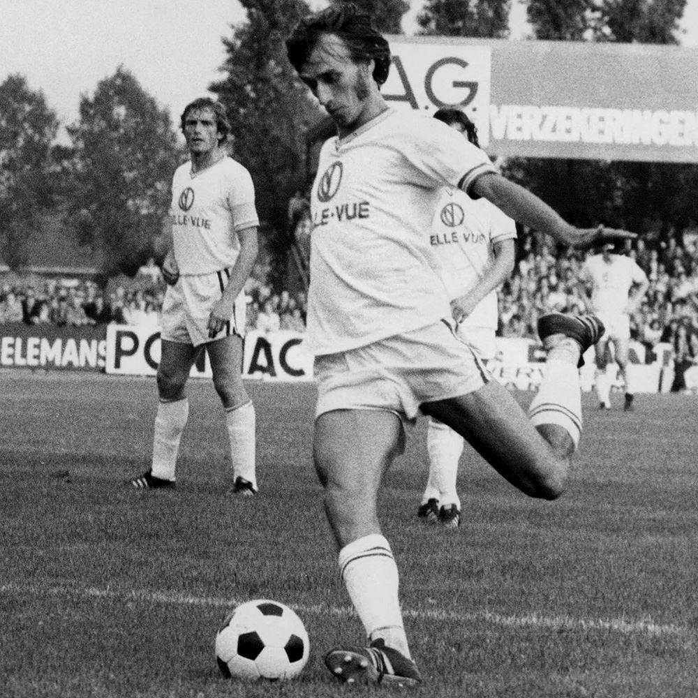 RSC Anderlecht 1973 - 74 Away Retro Football Shirt | 2 | COPA