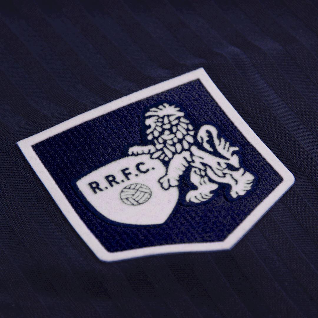 Raith Rovers FC 1995 - 96 Retro Football Shirt | 3 | COPA