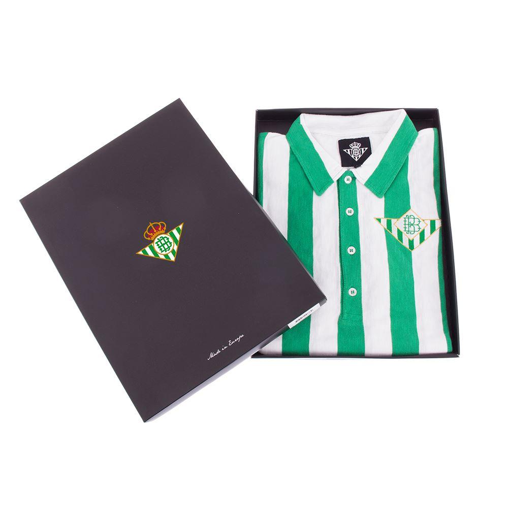 Real Betis 1934 - 35 Retro Football Shirt | 6 | COPA