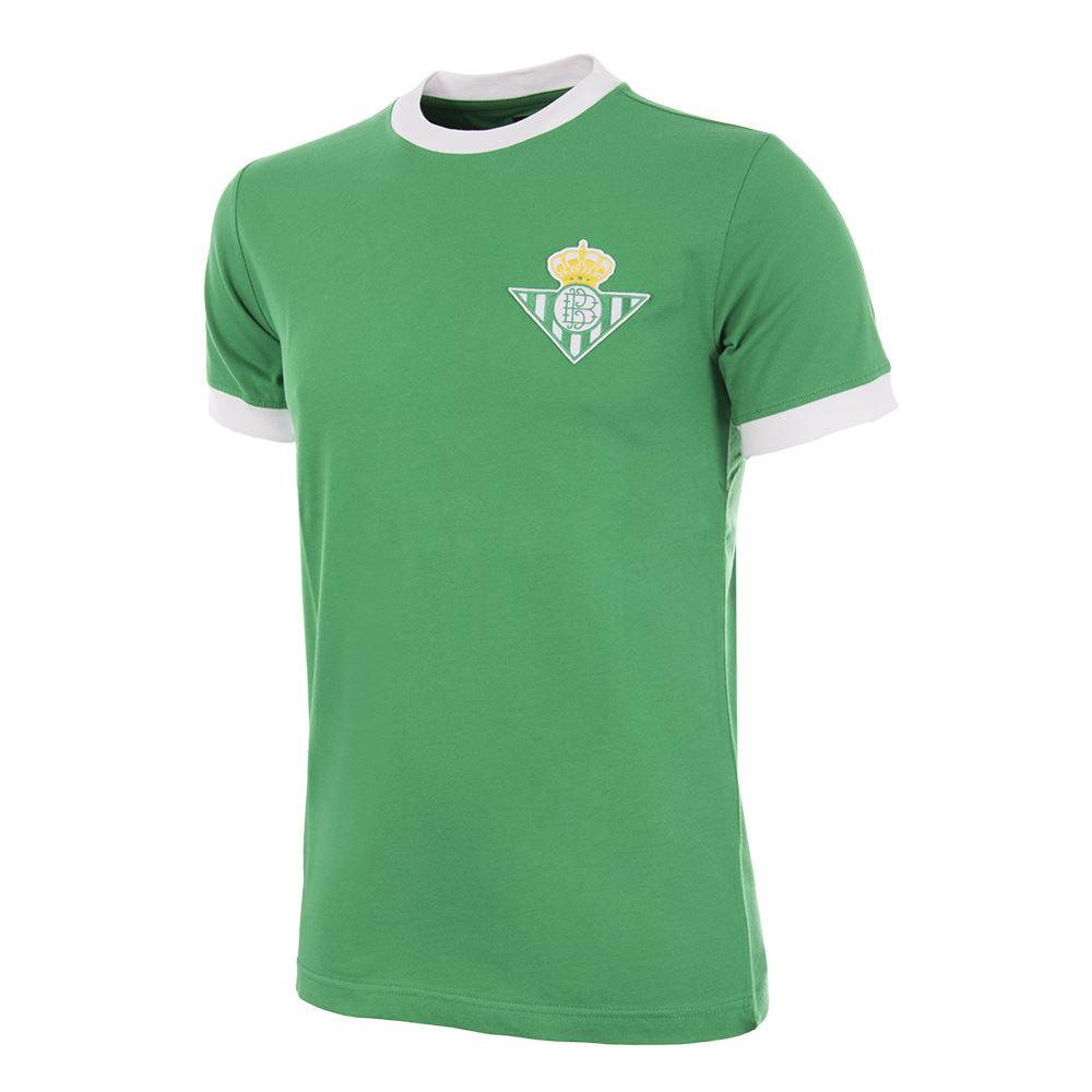 Real Betis 1970's Away Retro Football Shirt | 1 | COPA