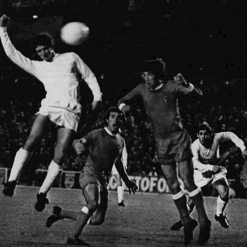 Real Betis 1970's Away Retro Football Shirt | 2 | COPA
