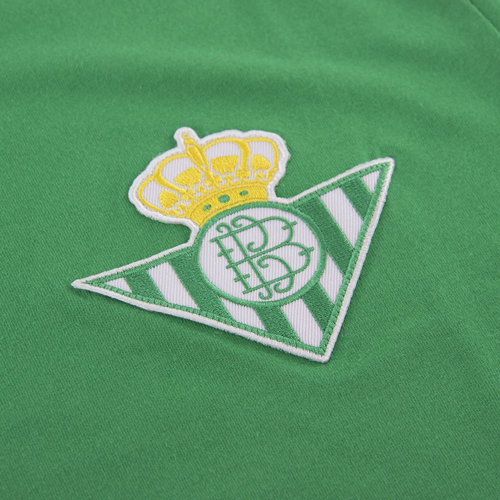Real Betis 1970's Away Retro Football Shirt | 3 | COPA