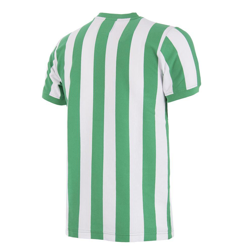 Real Betis 1976 - 77 Retro Football Shirt   4   COPA
