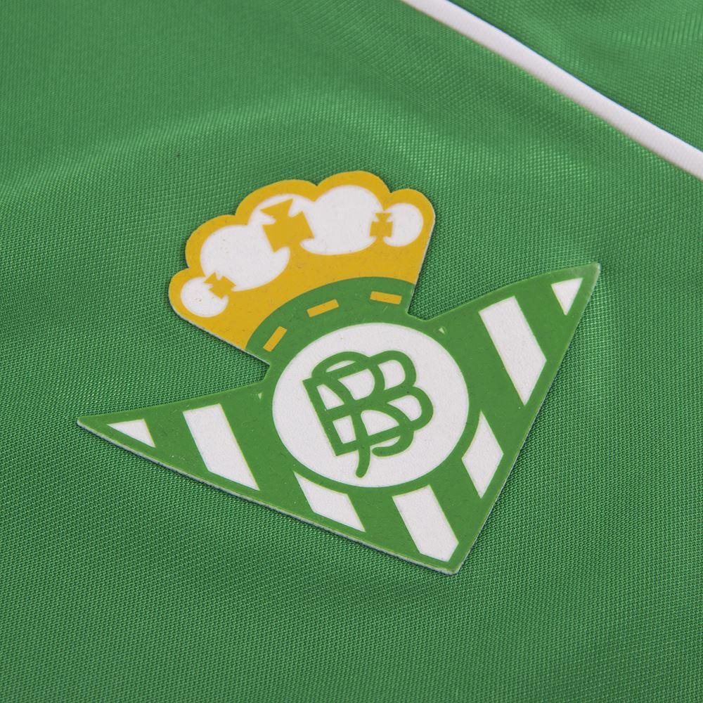 Real Betis 1987 - 90 Away Retro Football Shirt | 3 | COPA