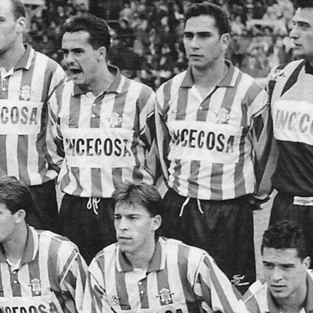 Real Betis 1993 - 94 Retro Football Shirt | 2 | COPA