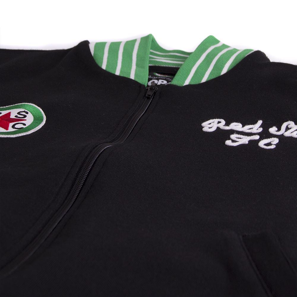 Red Star F.C. 1963 Retro Football Jacket | 6 | COPA