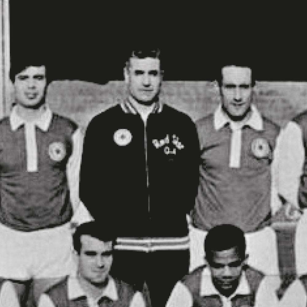 Red Star F.C. 1963 Retro Football Jacket | 2 | COPA