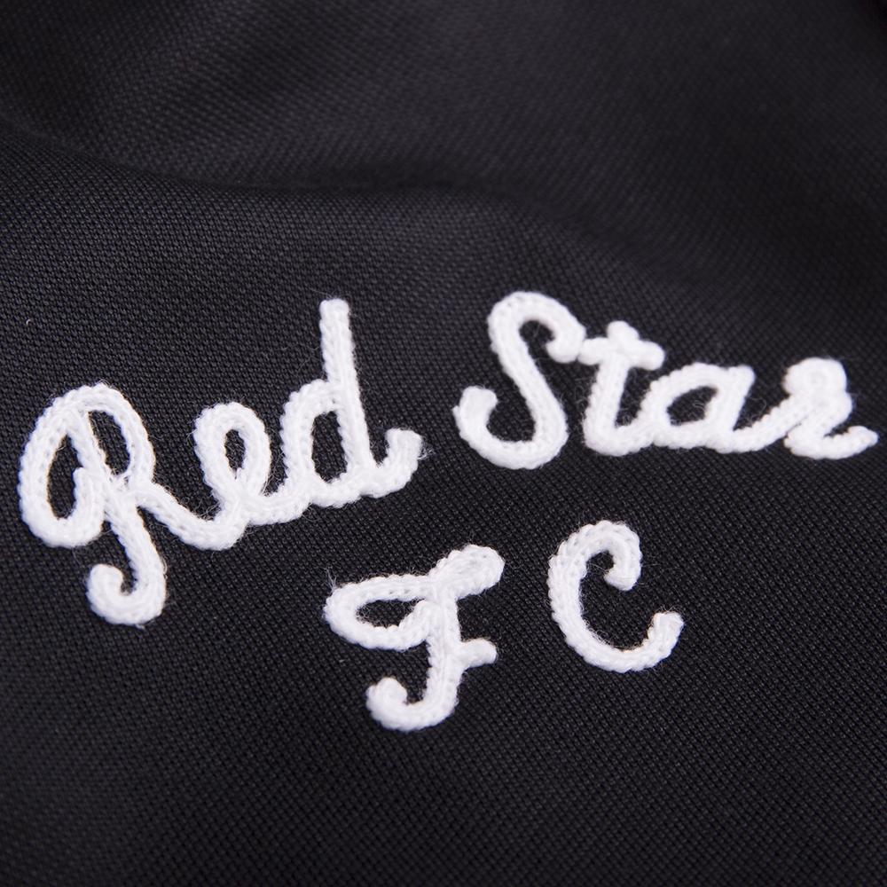 Red Star F.C. 1963 Retro Football Jacket | 5 | COPA
