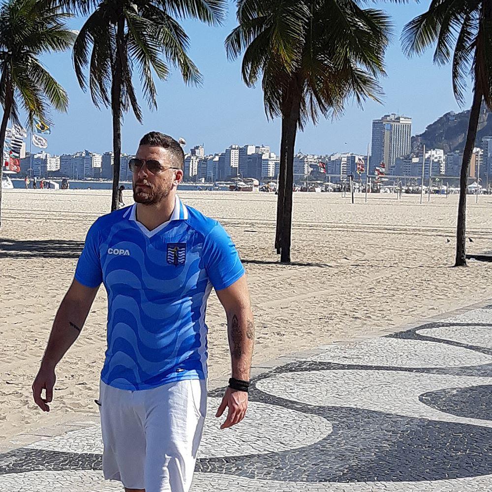 Rio de Janeiro Football Shirt | 7 | COPA