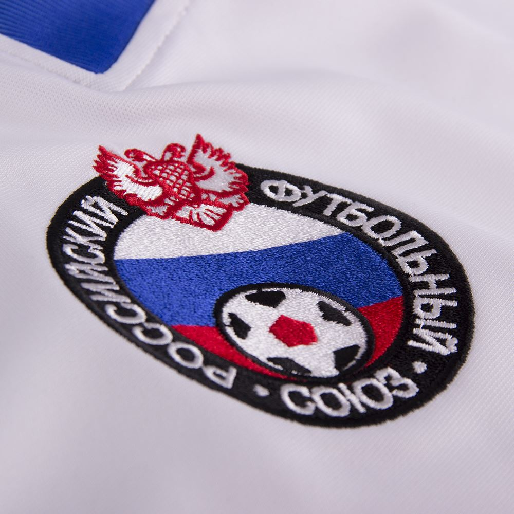 Rusia 1993 Camiseta de Fútbol Retro | 3 | COPA
