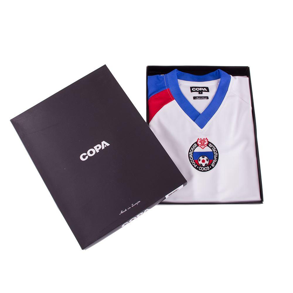 Rusia 1993 Camiseta de Fútbol Retro | 6 | COPA