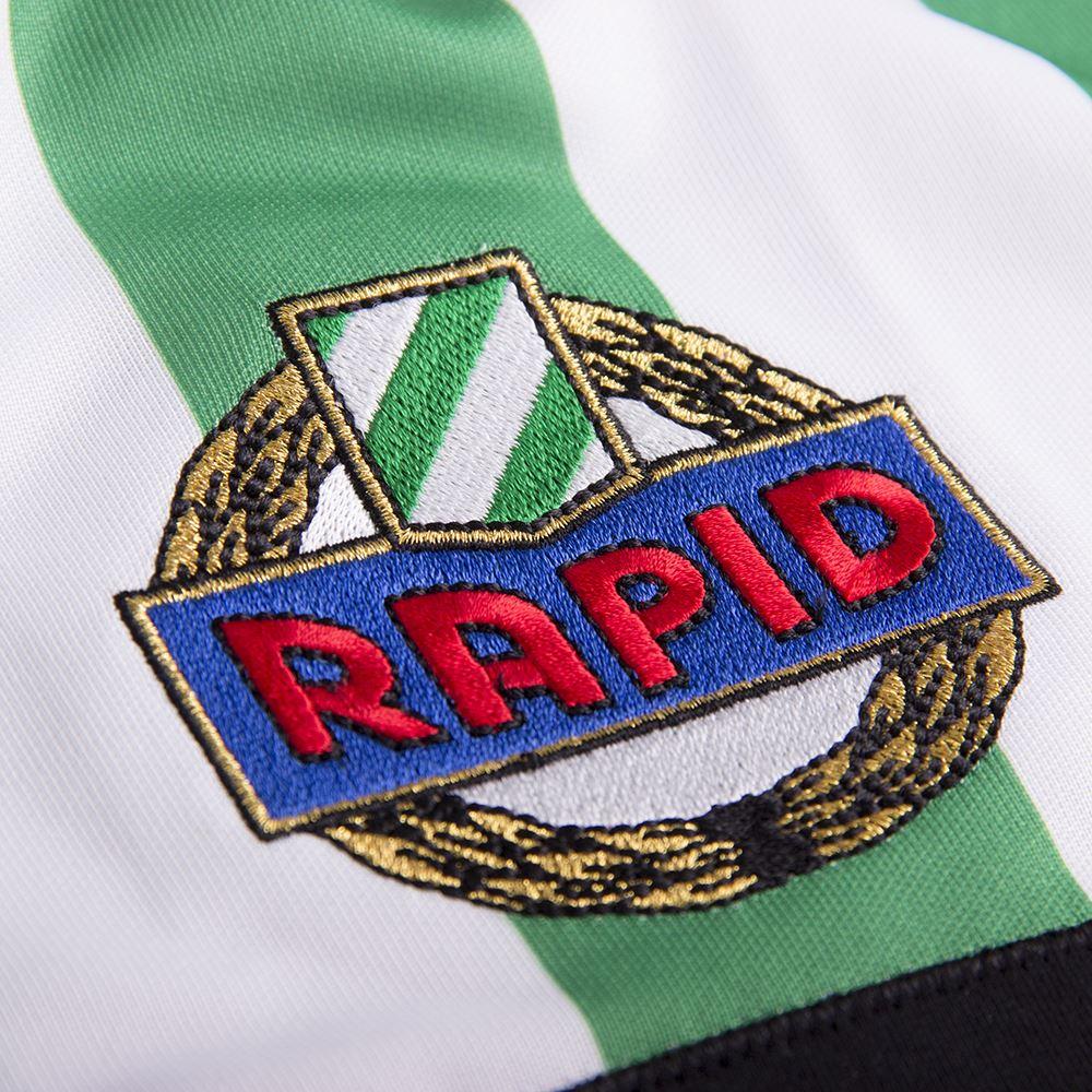 SK Rapid Wien 1988 - 89 Retro Football Shirt | 3 | COPA