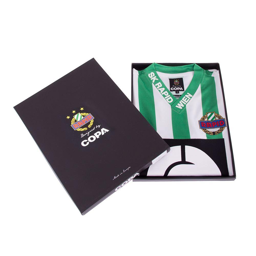 SK Rapid Wien 1988 - 89 Retro Football Shirt | 6 | COPA