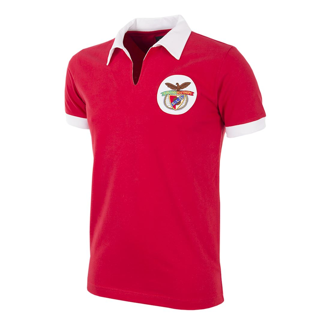 SL Benfica 1962 - 63 Retro Football Shirt | 1 | COPA