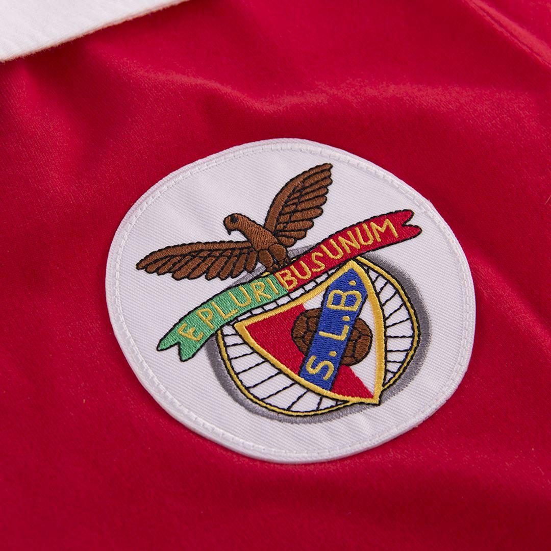 SL Benfica 1962 - 63 Retro Football Shirt | 3 | COPA