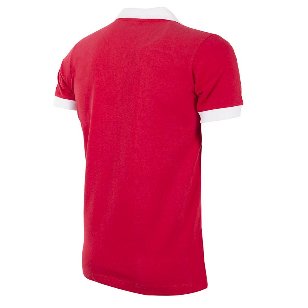 SL Benfica 1962 - 63 Retro Football Shirt | 4 | COPA