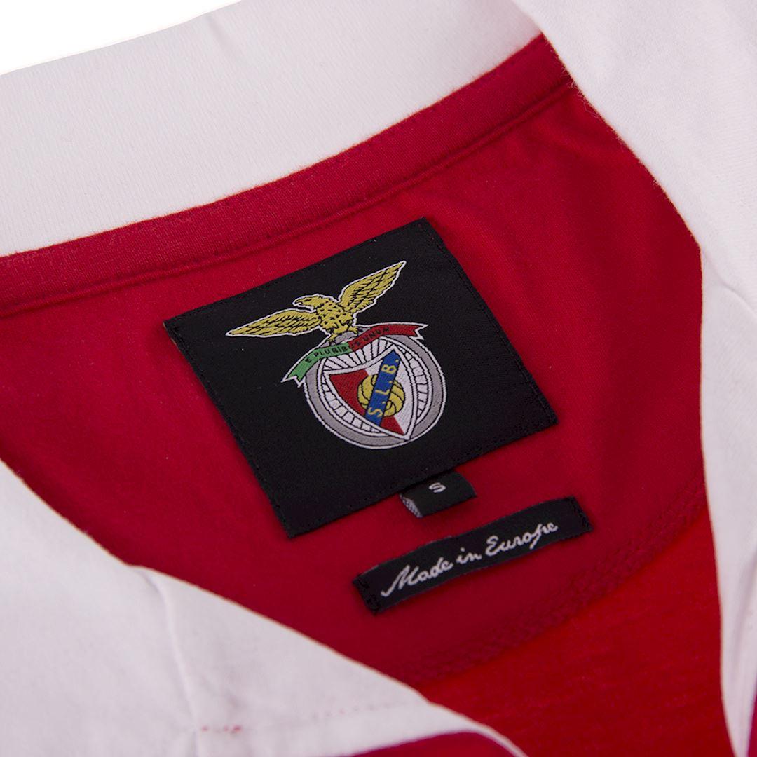 SL Benfica 1962 - 63 Retro Football Shirt | 5 | COPA