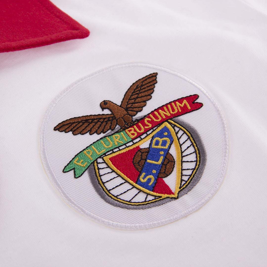 SL Benfica 1968 Away Maillot de Foot Rétro | 3 | COPA