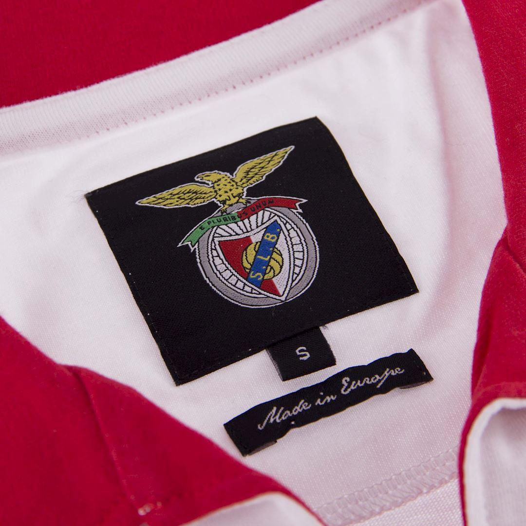 SL Benfica 1968 Away Maillot de Foot Rétro | 6 | COPA