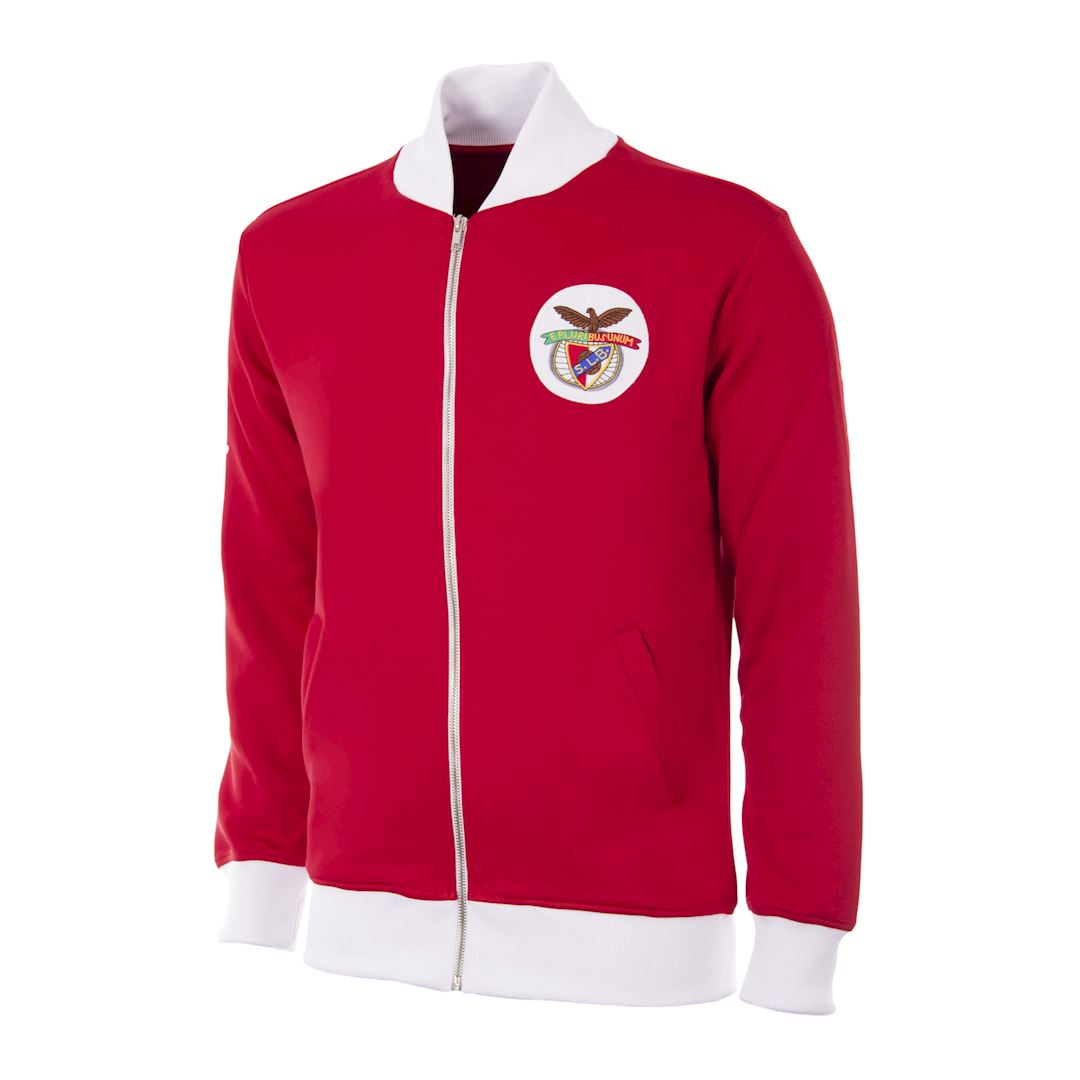 932 | SL Benfica 1970's Retro Football Jacket | 1 | COPA