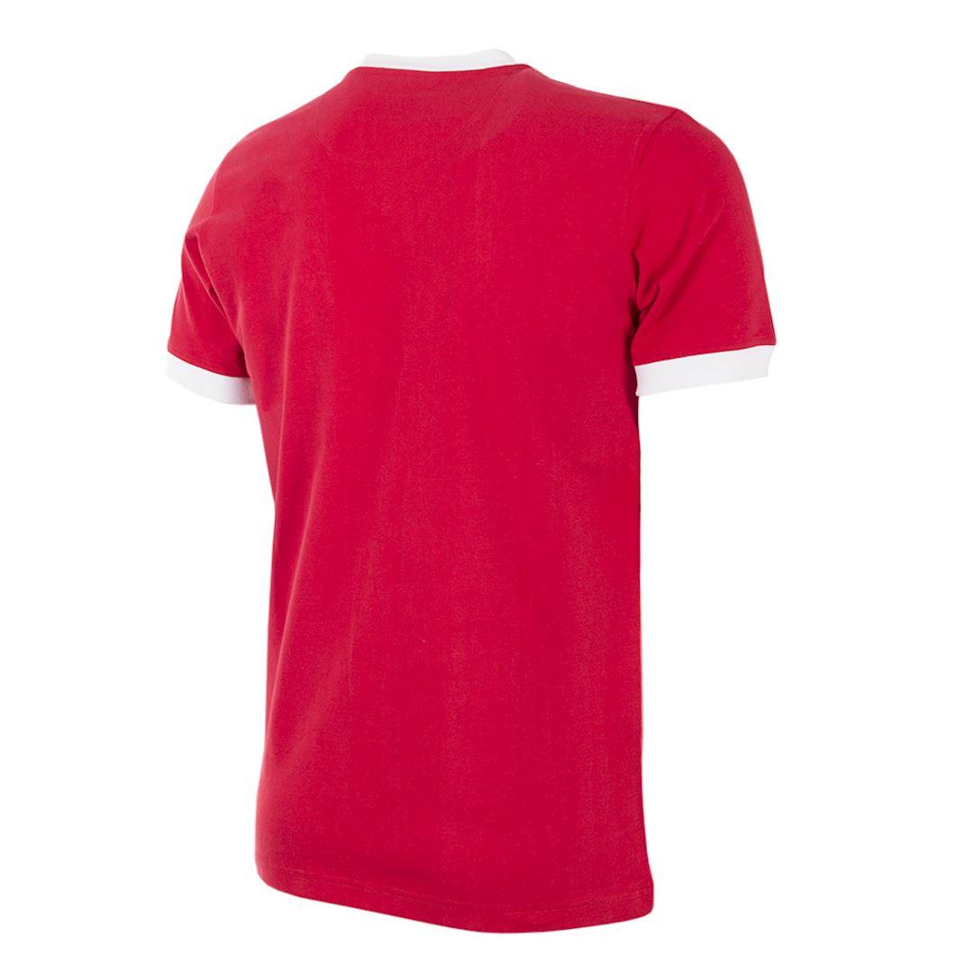 SL Benfica 1974 - 75 Retro Football Shirt   4   COPA