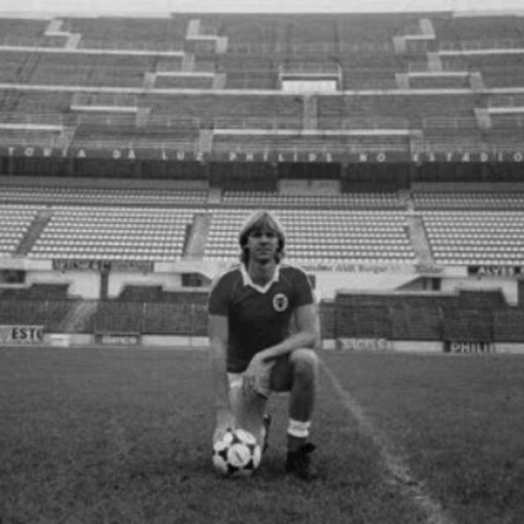 SL Benfica 1983 - 84 Retro Voetbal Shirt | 2 | COPA