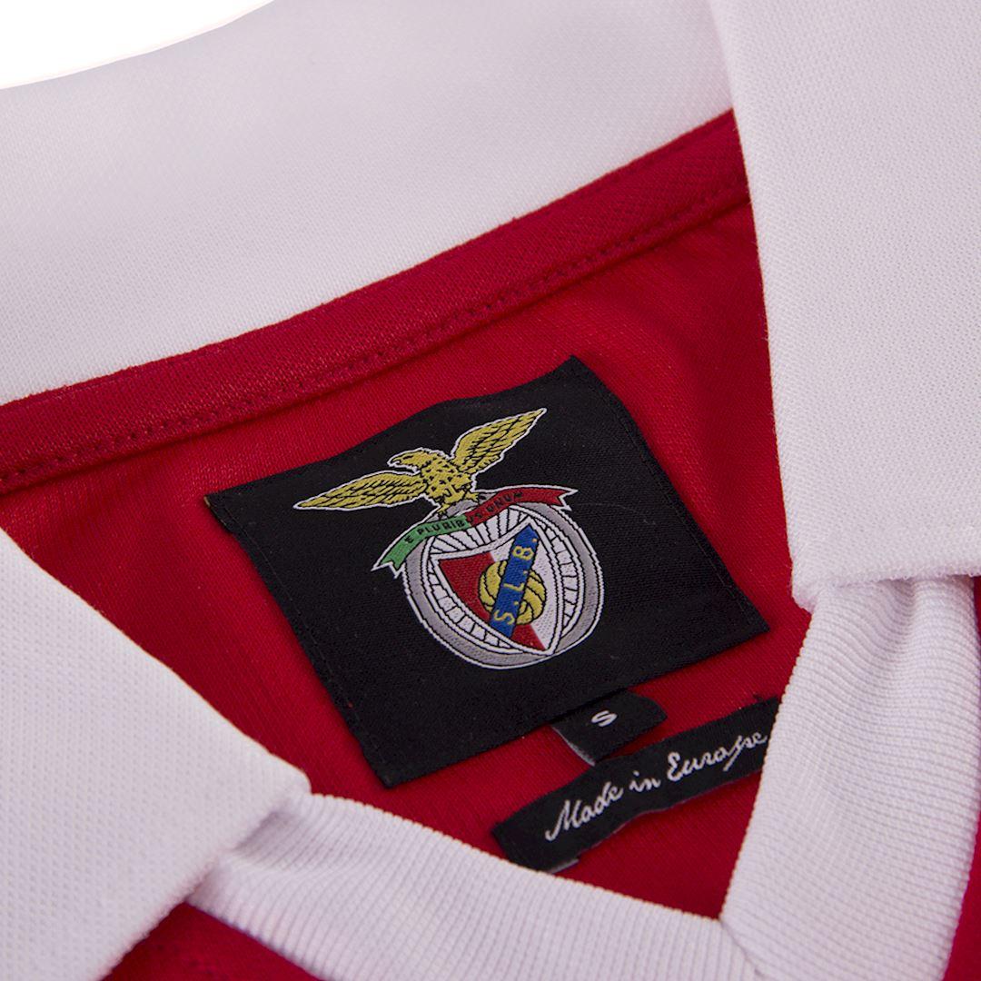 SL Benfica 1983 - 84 Retro Voetbal Shirt | 5 | COPA