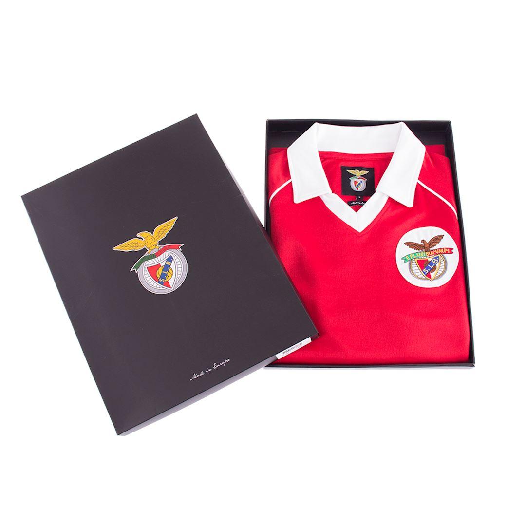 SL Benfica 1983 - 84 Retro Voetbal Shirt | 6 | COPA