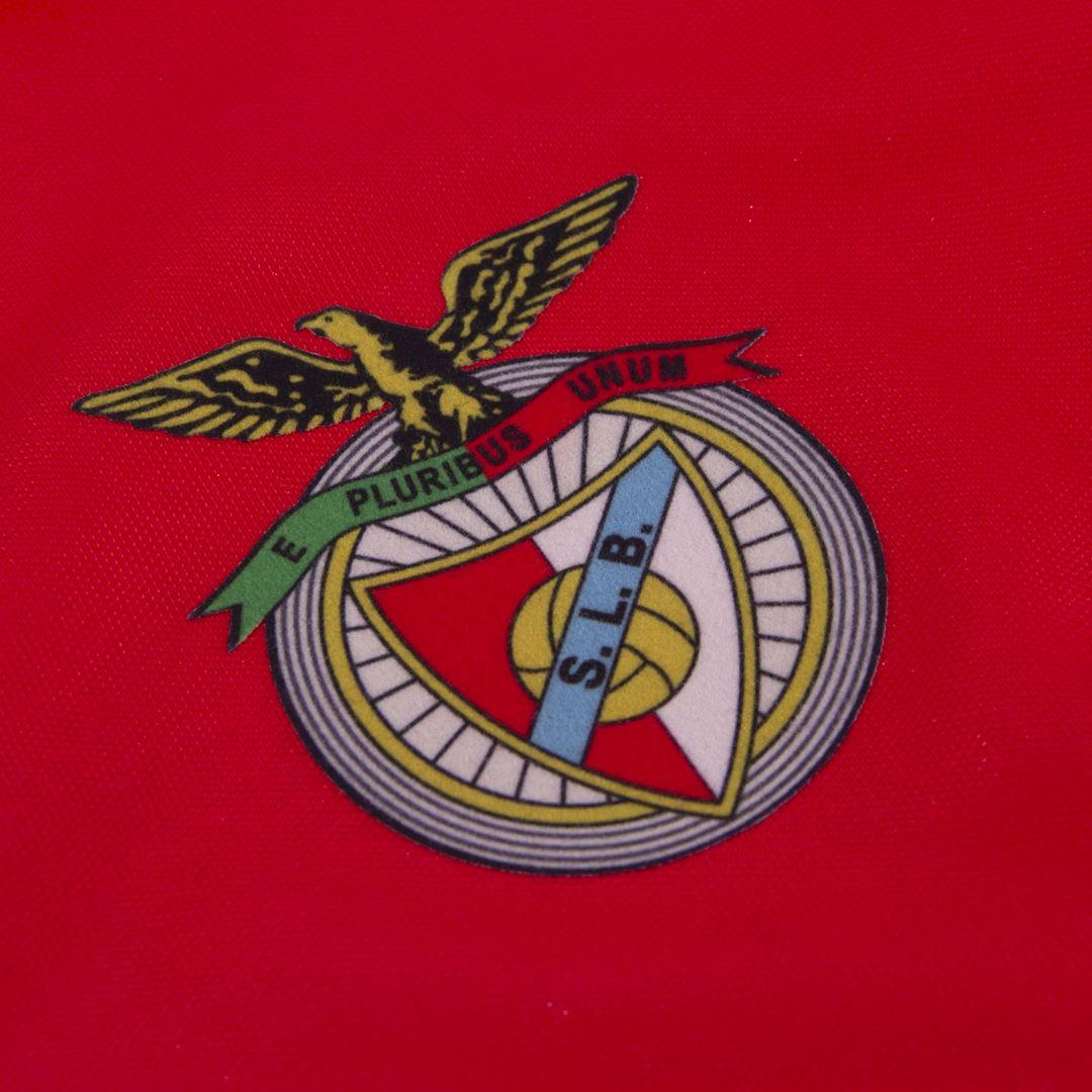 SL Benfica 1992 - 93 Maillot de Foot Rétro | 3 | COPA