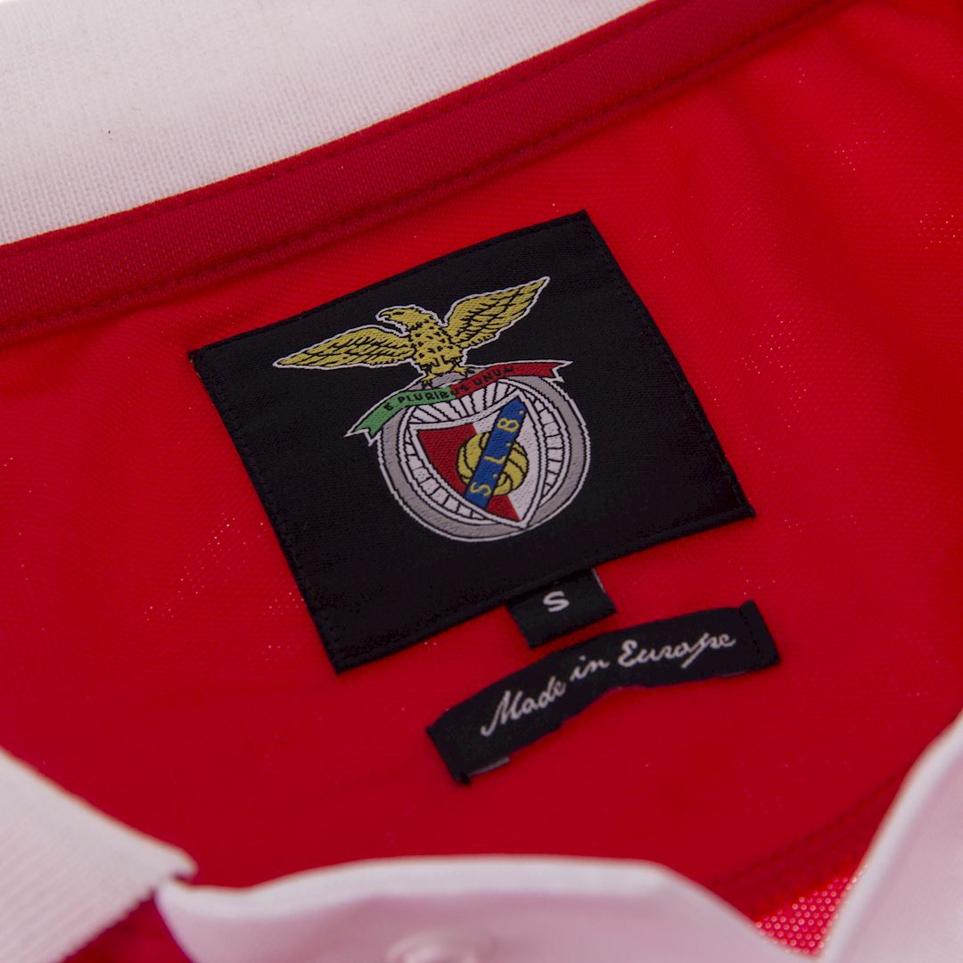 SL Benfica 1992 - 93 Maillot de Foot Rétro | 6 | COPA