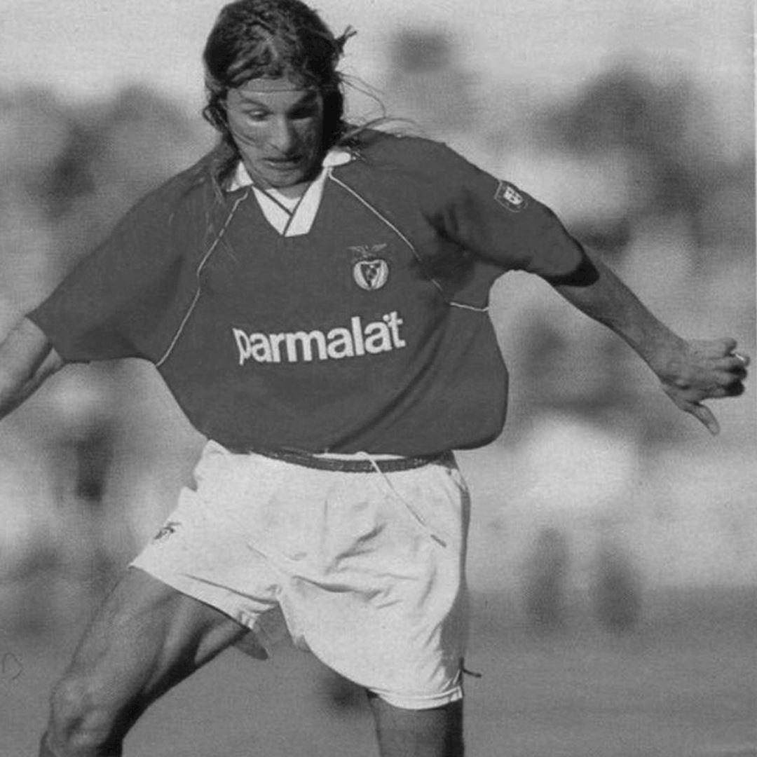 SL Benfica 1994 - 95 Maillot de Foot Rétro | 2 | COPA