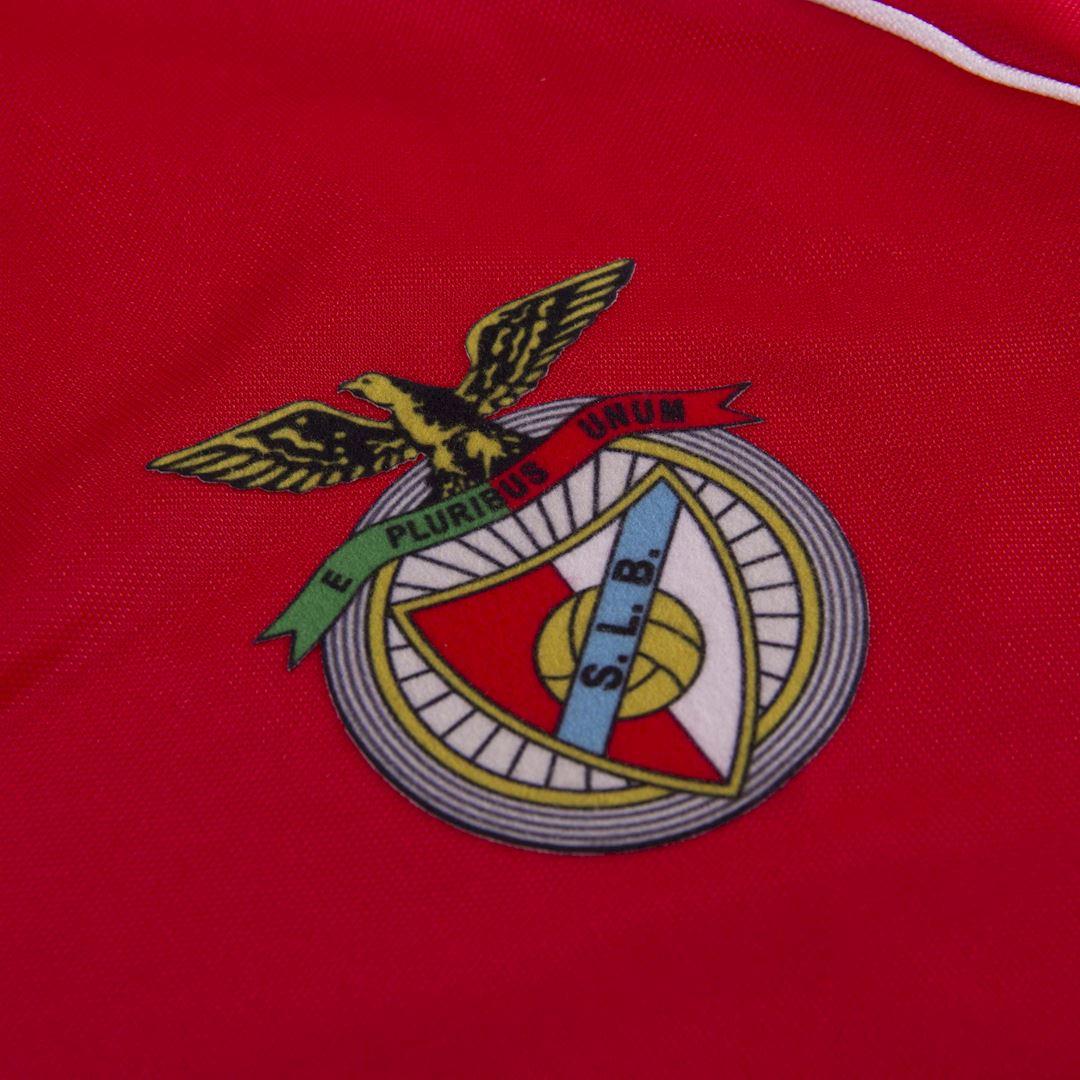 SL Benfica 1994 - 95 Maillot de Foot Rétro | 3 | COPA