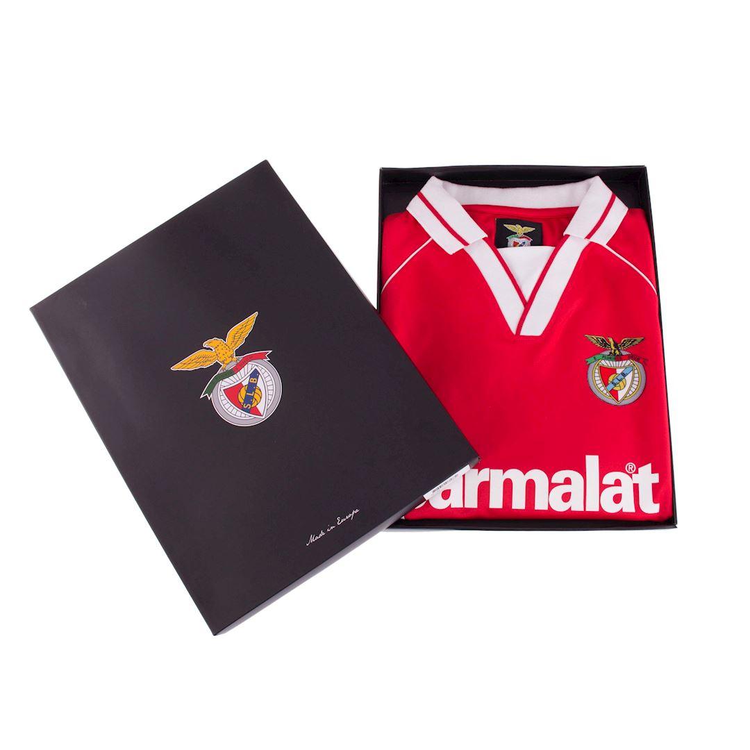 SL Benfica 1994 - 95 Maillot de Foot Rétro | 7 | COPA