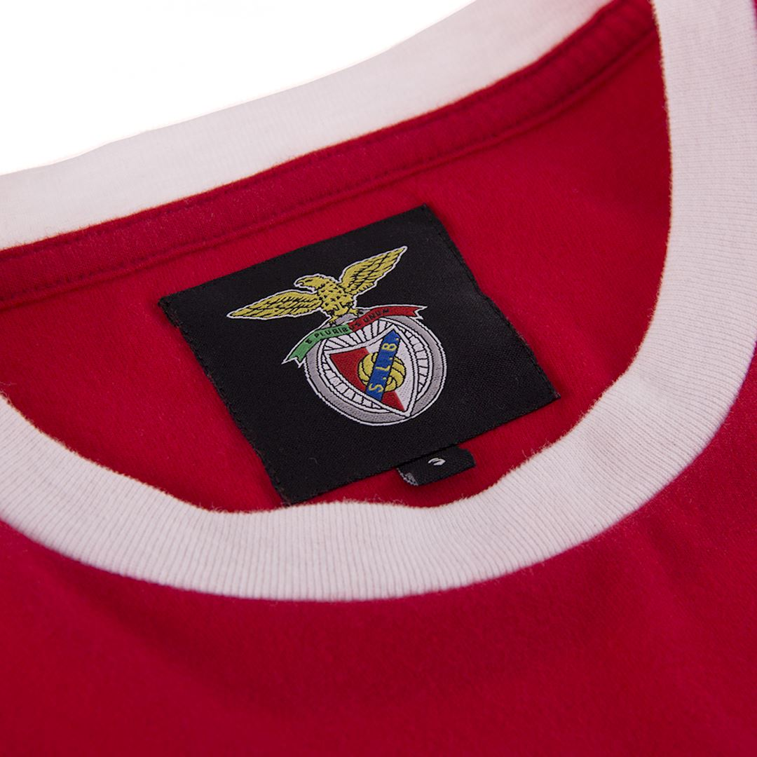 SL Benfica Retro Captain T-Shirt | 4 | COPA