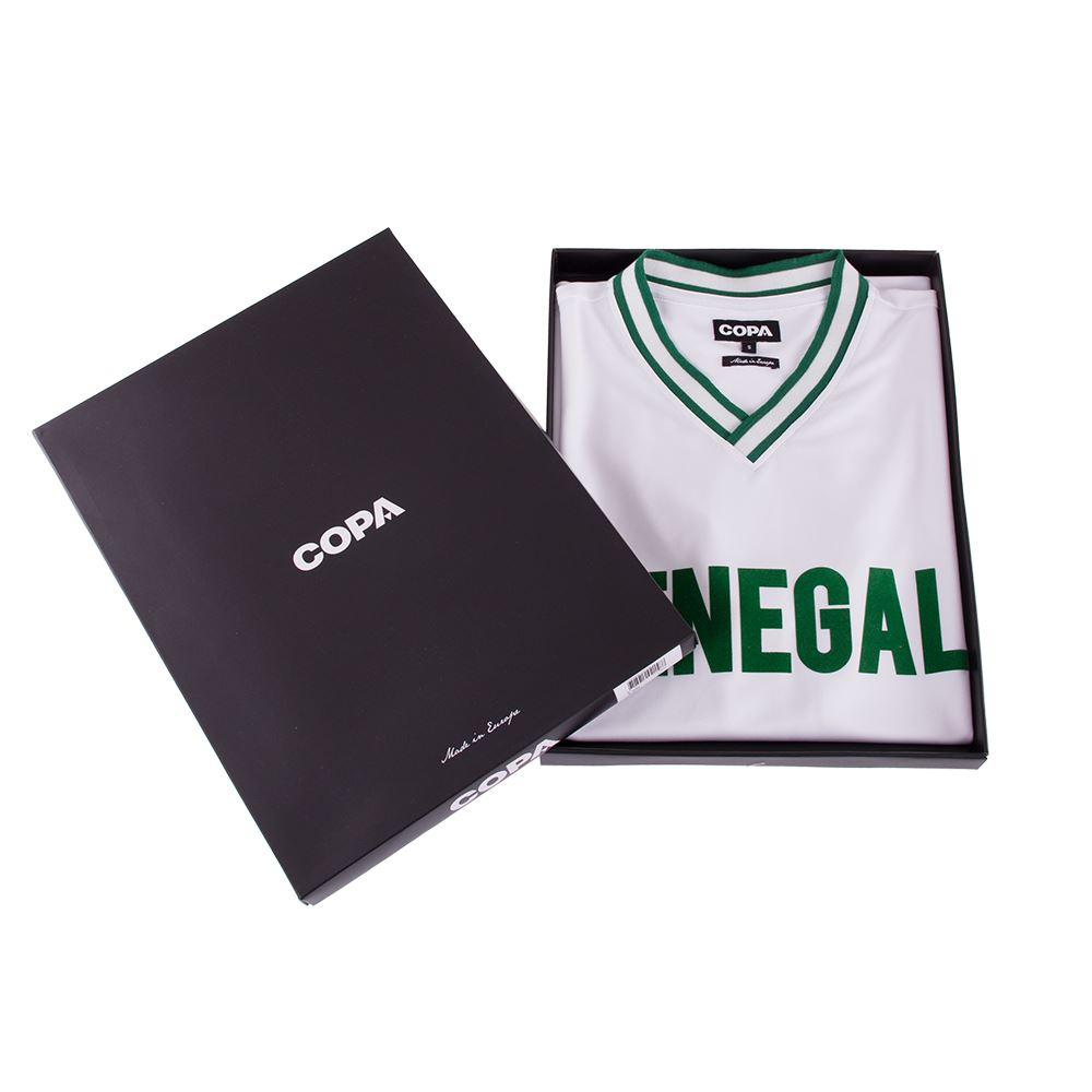 Senegal 2000 Retro Football Shirt | 6 | COPA