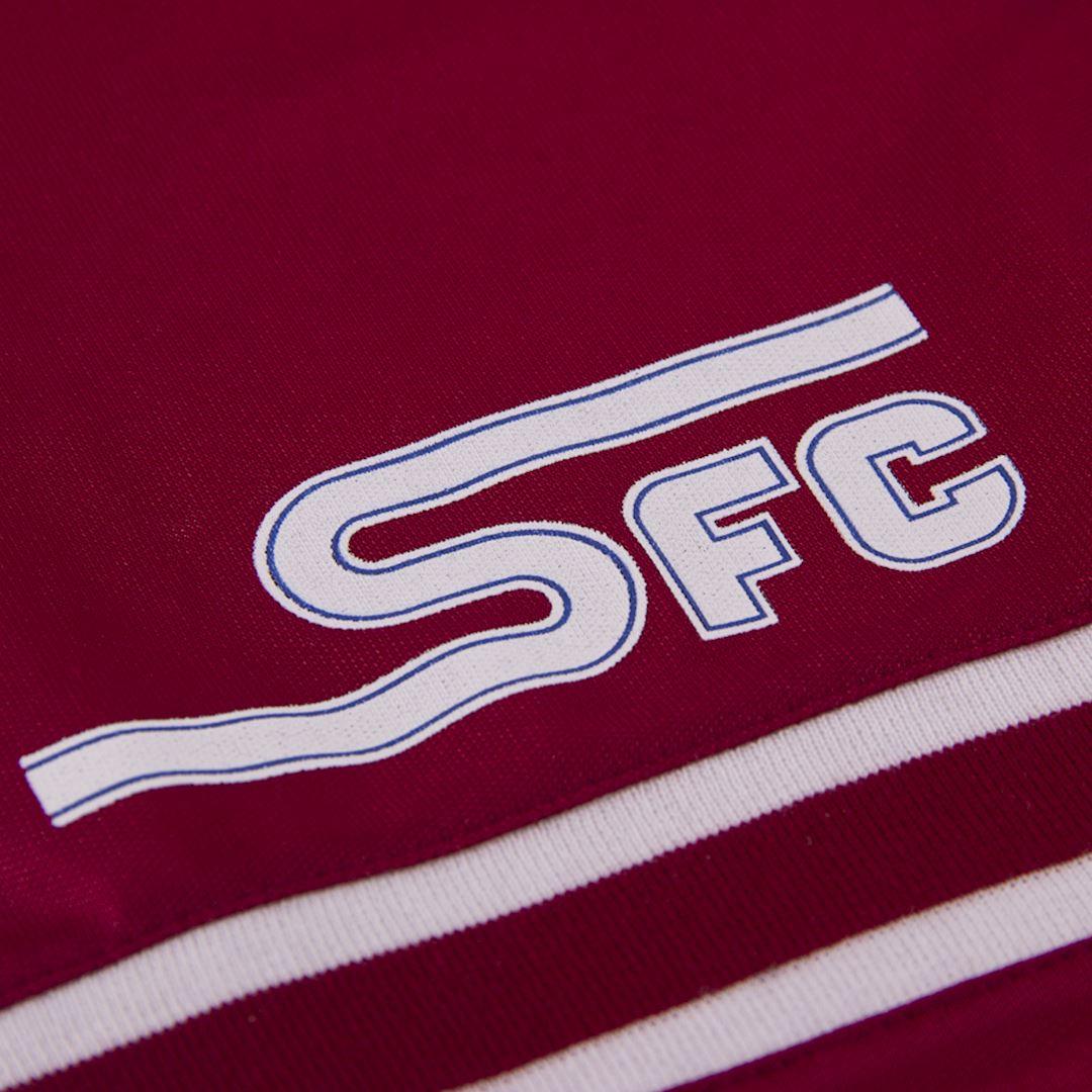 Servette FC 1984 - 85 Retro Football Shirt   3   COPA