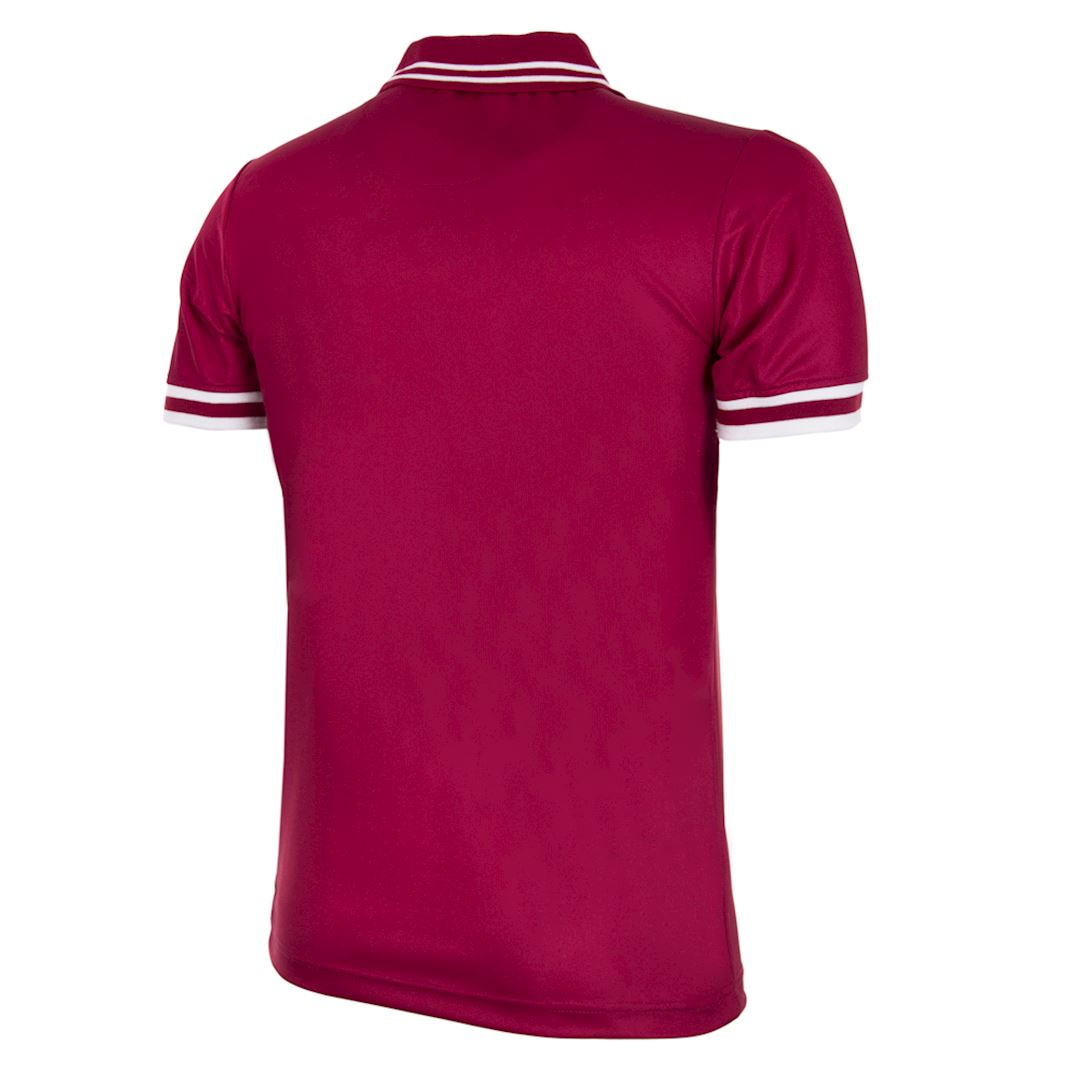 Servette FC 1984 - 85 Retro Football Shirt   4   COPA
