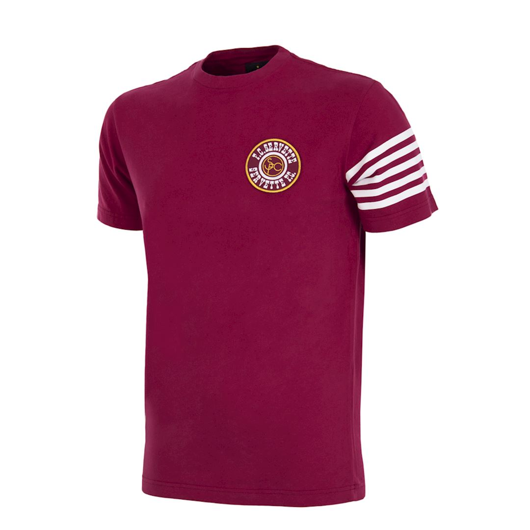 Servette FC Captain T-Shirt | 1 | COPA