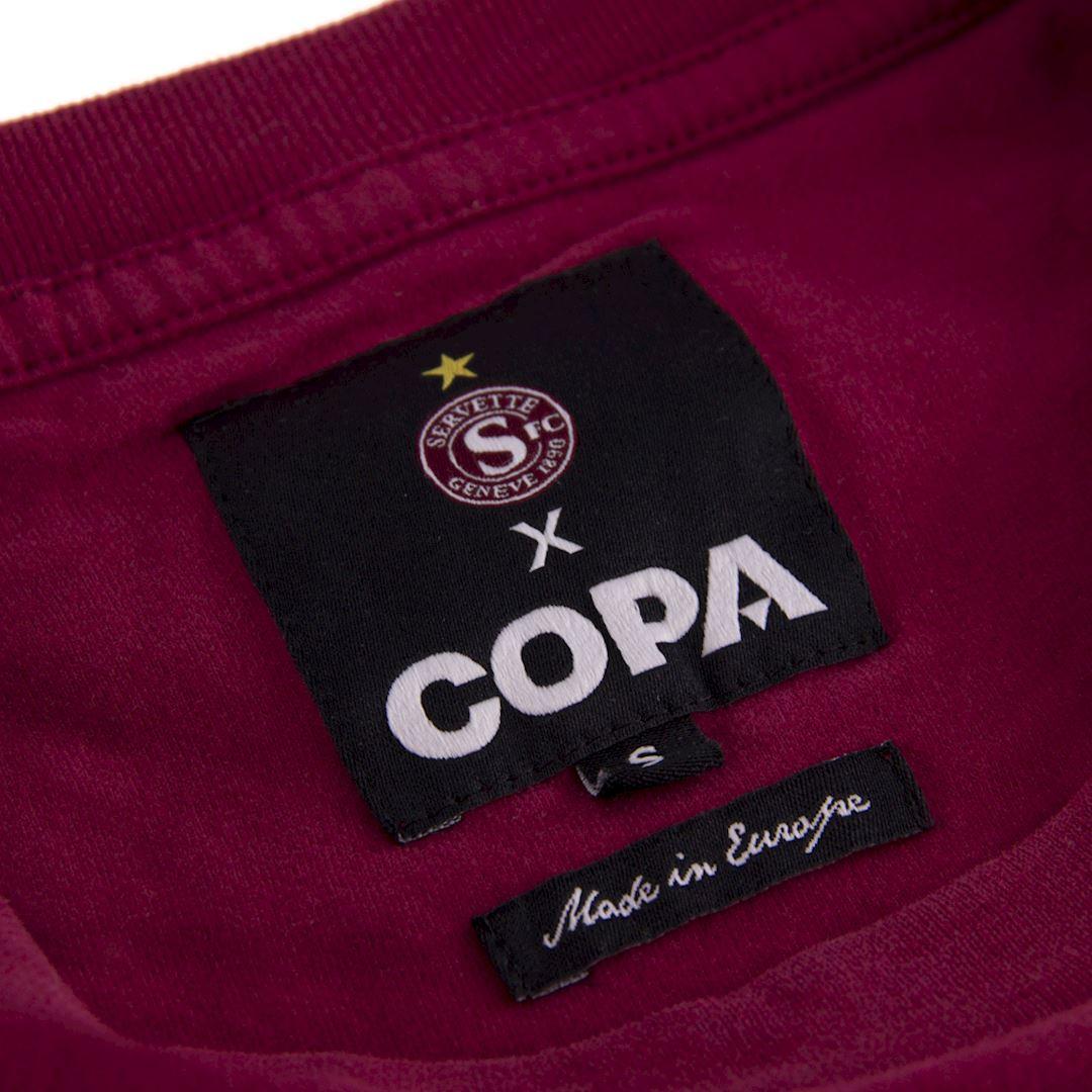 Servette FC Captain T-Shirt | 5 | COPA