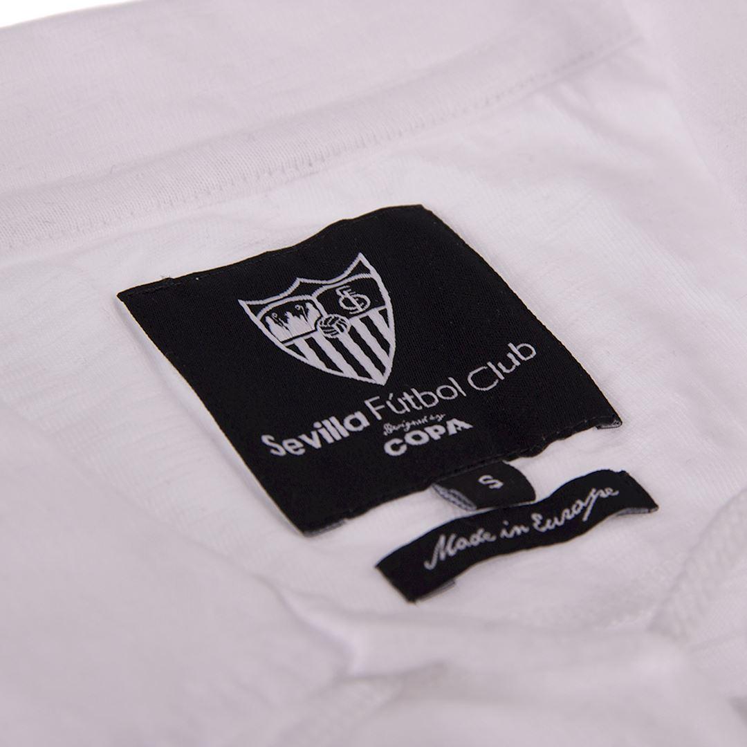 Sevilla FC 1945 - 46 Retro Football Shirt | 5 | COPA