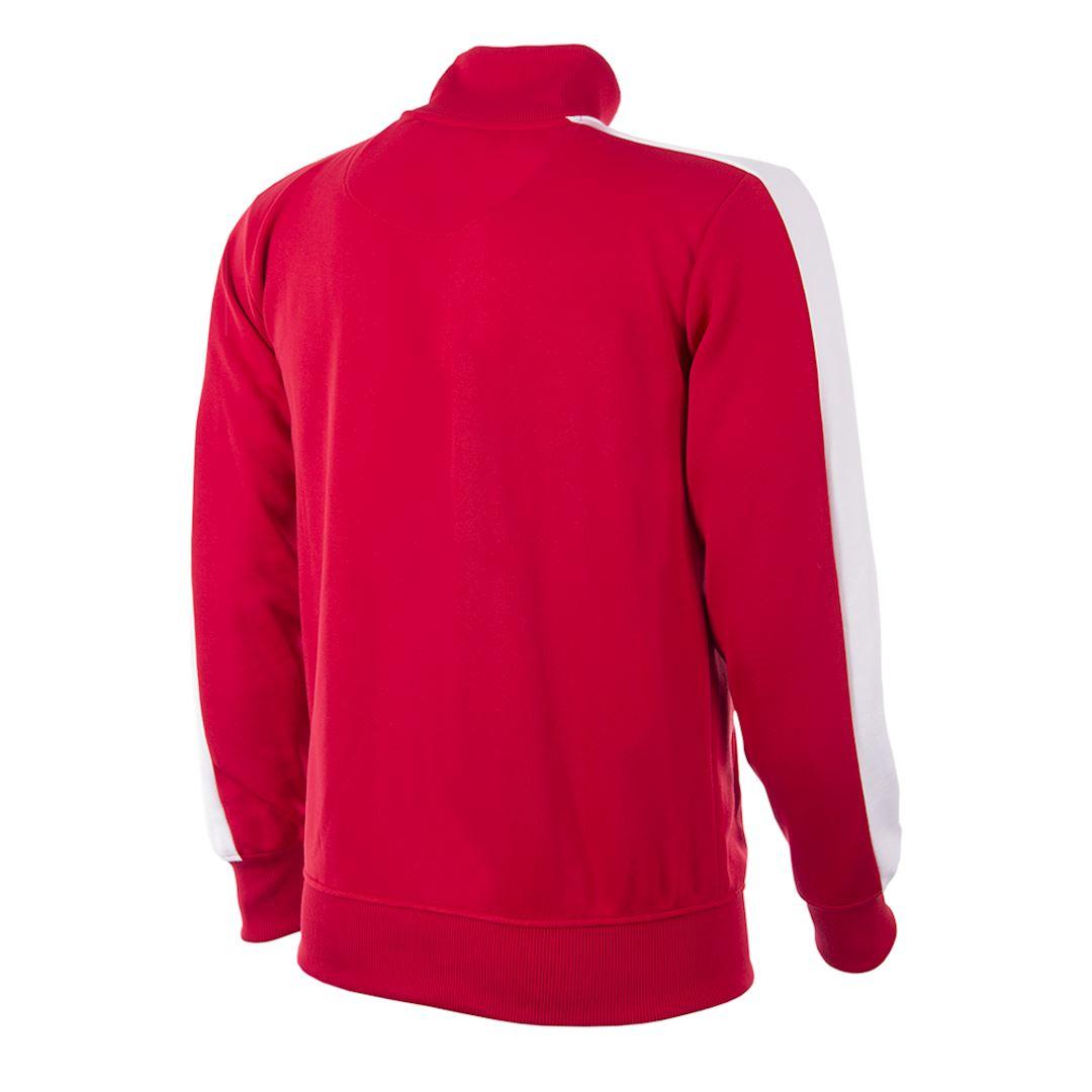 Sevilla FC 1970 - 71 Retro Football Jacket   4   COPA