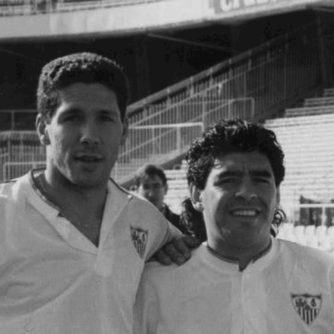 273 | Sevilla FC 1992 - 93 Retro Voetbal Shirt | 2 | COPA
