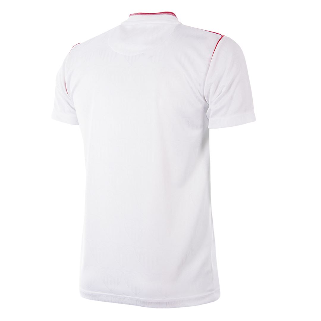 Sevilla FC 1992 - 93 Retro Football Shirt | 4 | COPA