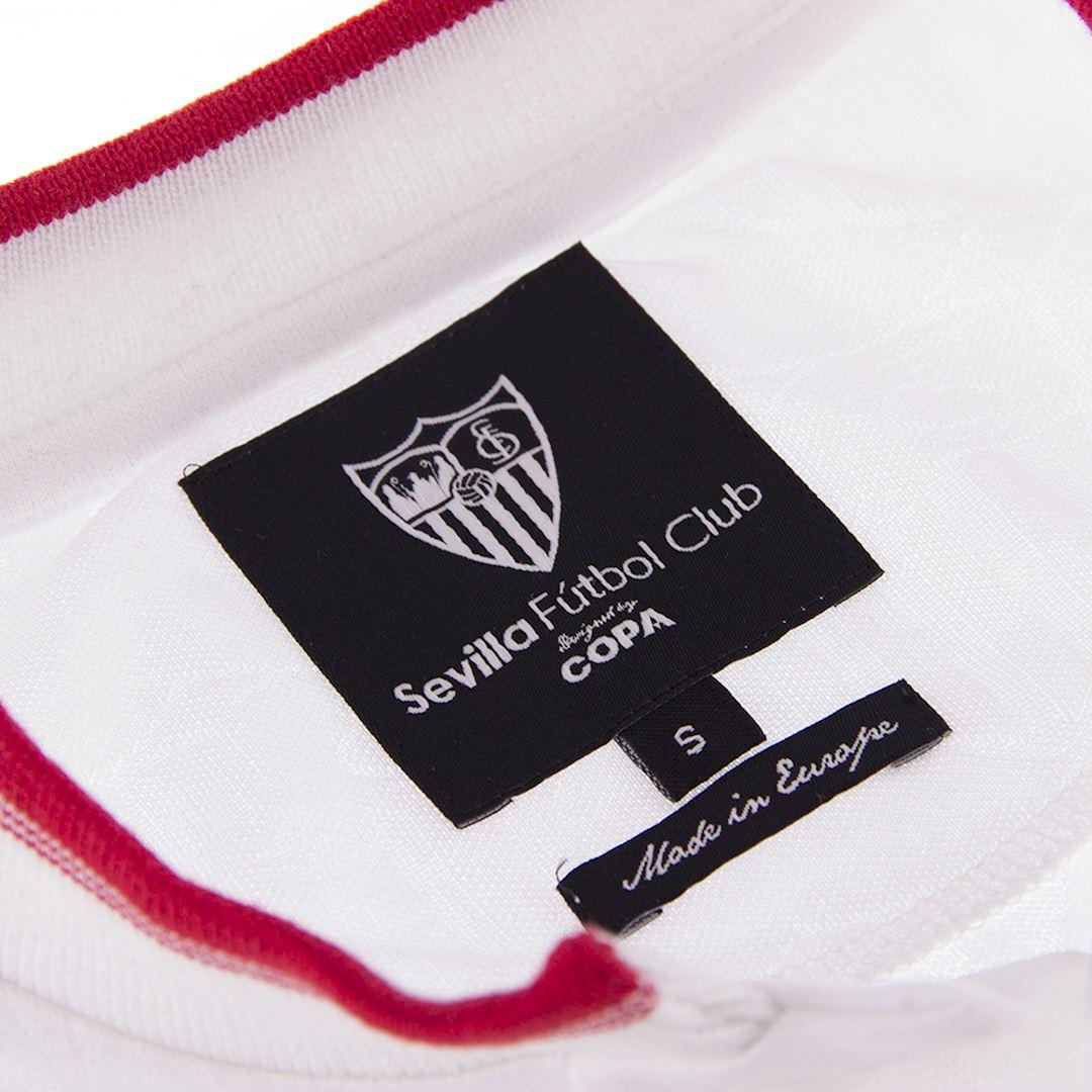 Sevilla FC 1992 - 93 Retro Football Shirt | 6 | COPA