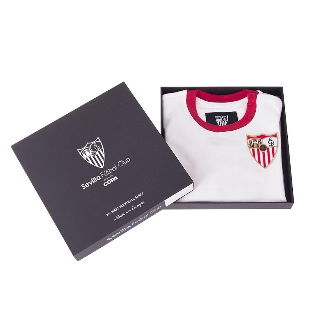 Sevilla FC 'My First Football Shirt' | 7 | COPA