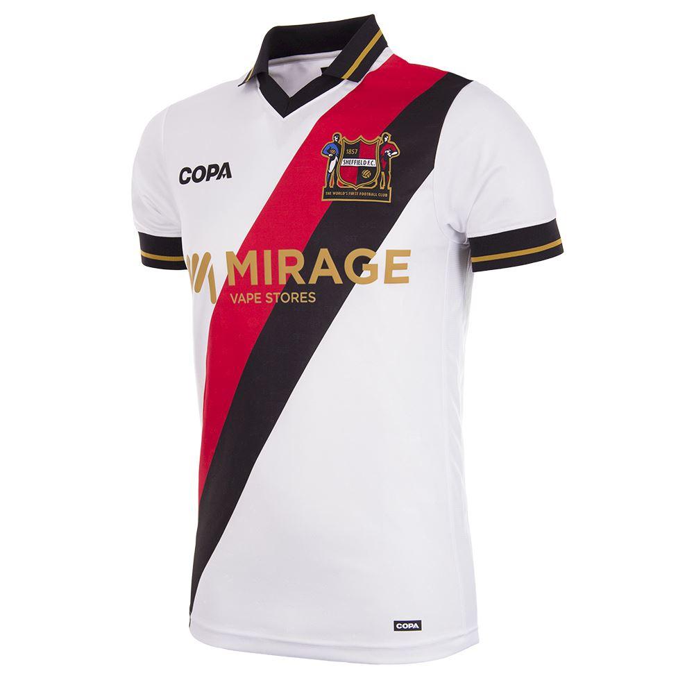 Sheffield FC Away Football Shirt | 1 | COPA