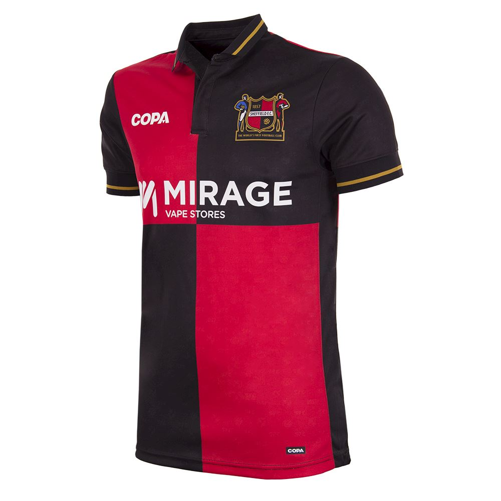 Sheffield FC Home Football Shirt | 1 | COPA