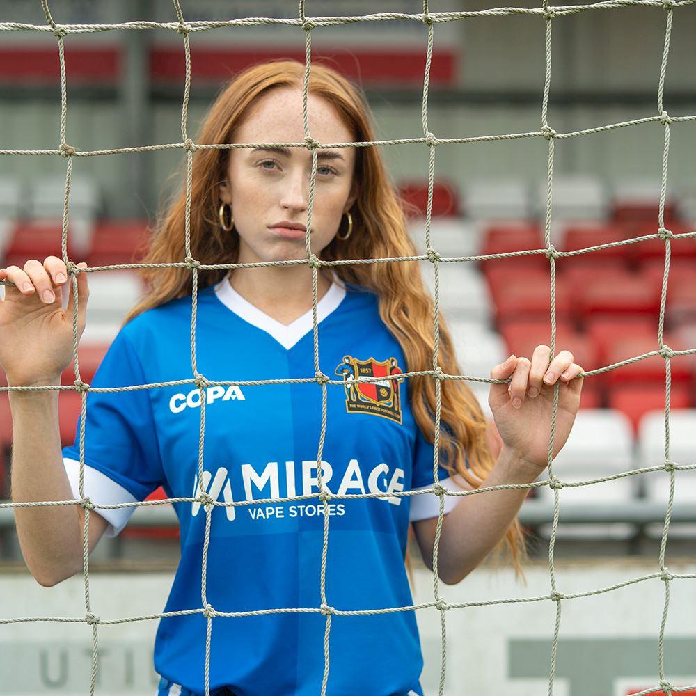 Sheffield FC Warm-Up Shirt | 8 | COPA
